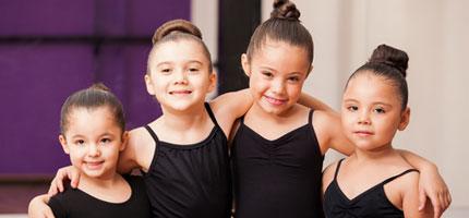 Ballet Dancing Lesson